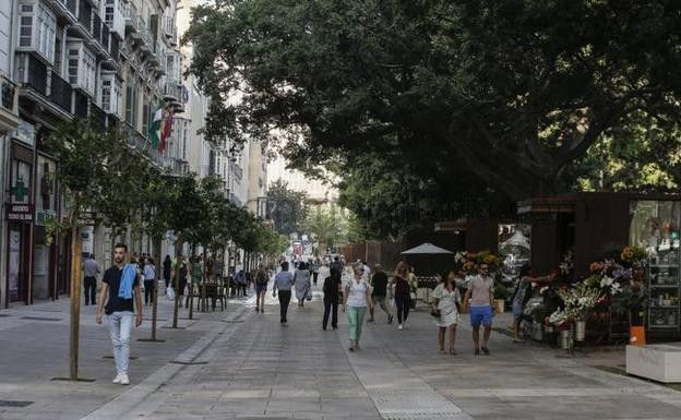 Local en Alameda Principal, centro histórico de Málaga
