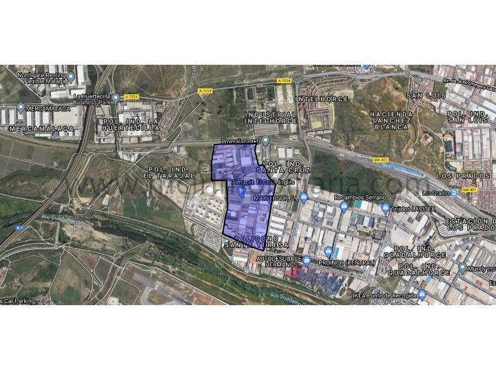 Nave en Polígono Industrial Santa Teresa, Málaga